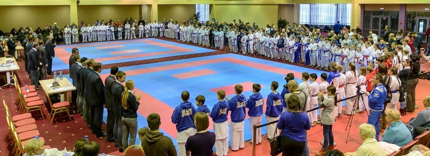 Соревнования по каратэ
