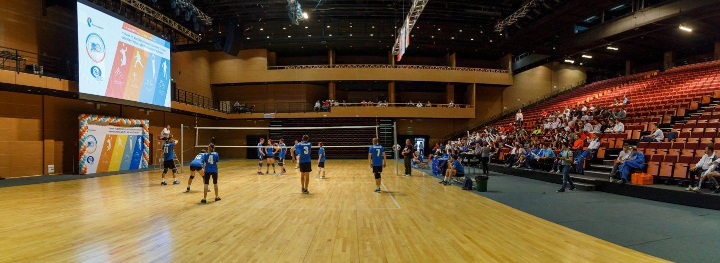 Организация спортивных турниров для корпоративных заказчиков